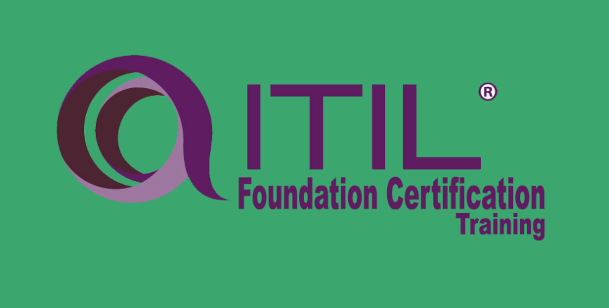 Itil Foundation Certification Training Crivera Technologies